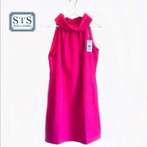 🆕 Sail to Sable / Hot Pink High Neck Dress 🔥